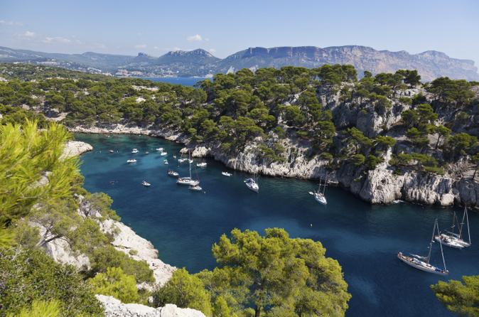 Excursão terrestre por Marselha: Excursão a Marselha e Cassis