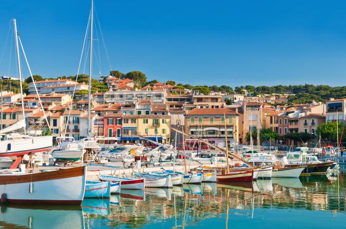Excursão terrestre por Marselha: Excursão privada a Marselha e Cassis