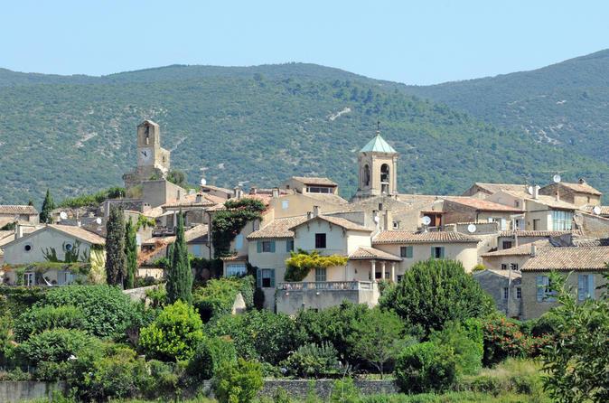 Marseille Shore Excursion: Private Tour of Aix-en-Provence and South Luberon Villages