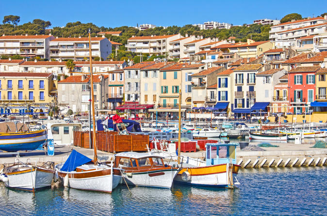 Private Tour: Marseille and Cassis Day Trip