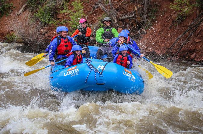 Family rafting adventure in glenwood springs 327169