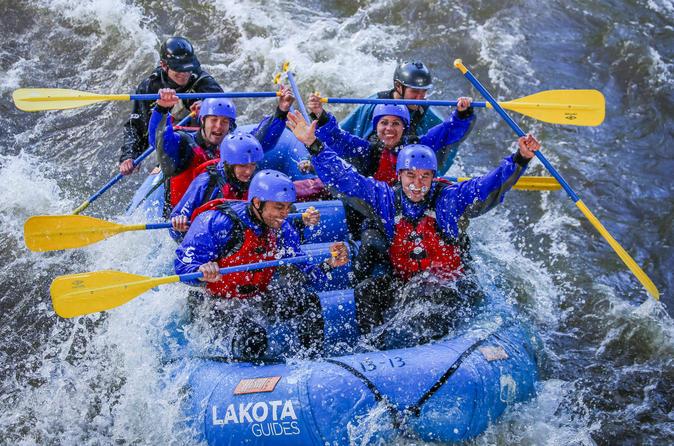Shoshone half day rafting in glenwood springs 327142