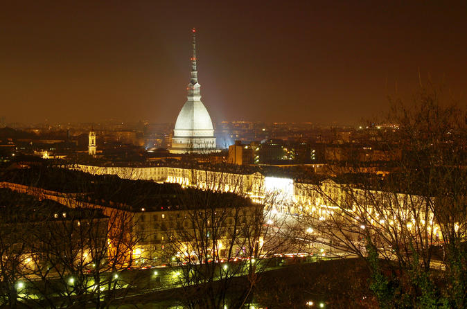 Magic turin evening tour in turin 151315