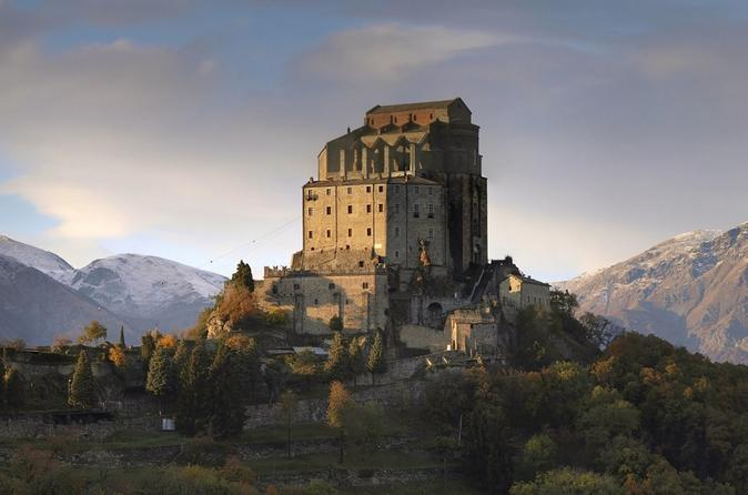 Sacra di San Michele Guided Tour from Turin