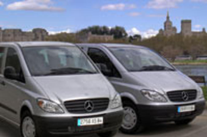 Marseille Airport to Avignon Private Arrival Transfer