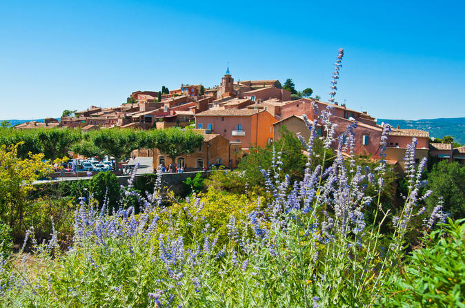 Private provence tour luberon villages and lavender day trip from in avignon 148726