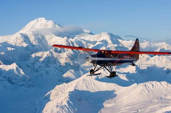 Denali National Park Flightseeing Tour from Talkeetna