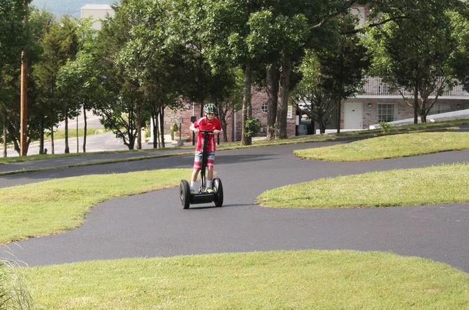 15 Minute Ride On Segway Track