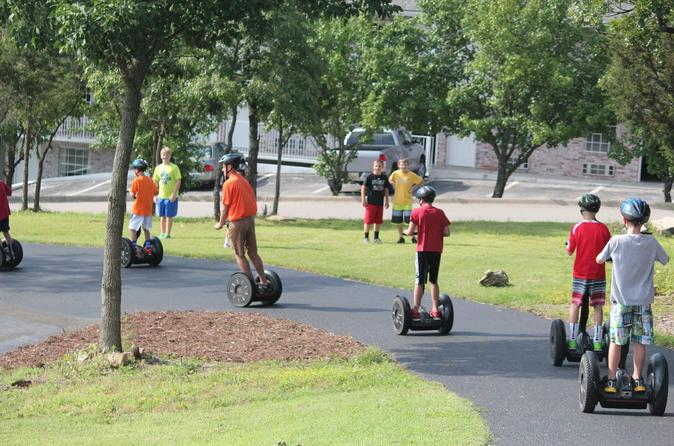 20 minute ride on segway track in branson 329547