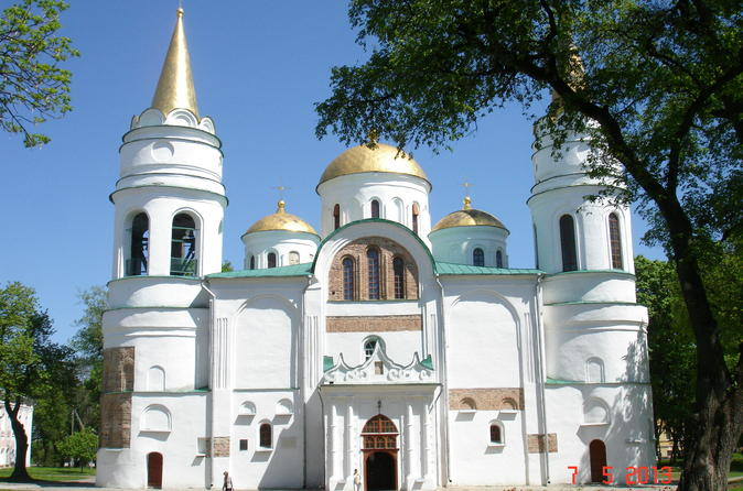 Chernigiv Day Trip from Kiev Ukraine, Europe