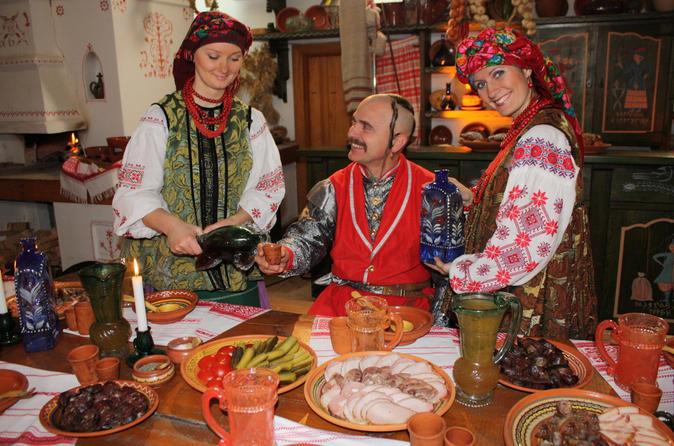 Excursion Cuisine Ukrainienne 2019 Kiev
