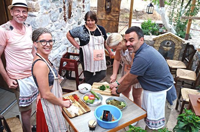 Crete Food, Wine & Nightlife