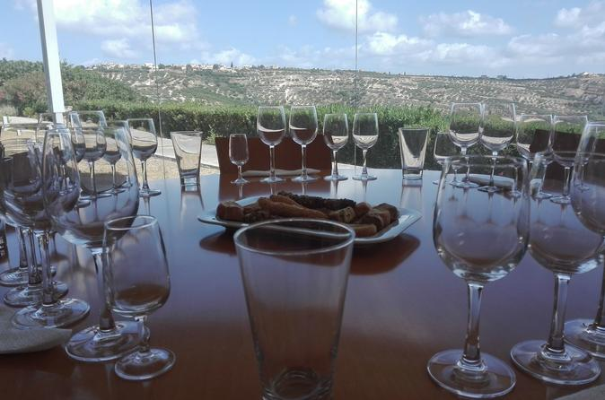 Wine olive oil and terroir small group tour of heraklion with tastings in heraklion 562236