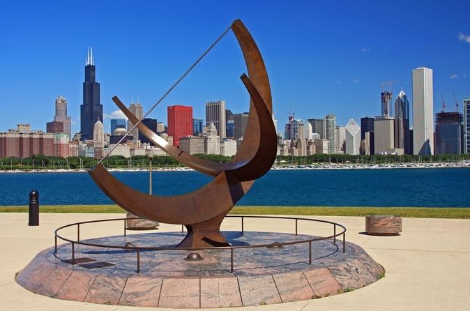 Excursão pela área sul de Chicago com cruzeiro opcional pelo rio