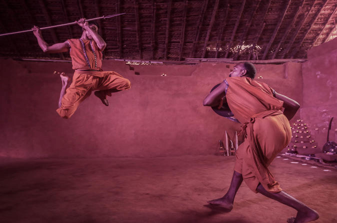 Kalaripayattu Ancient Martial Art Performance in Bangalore