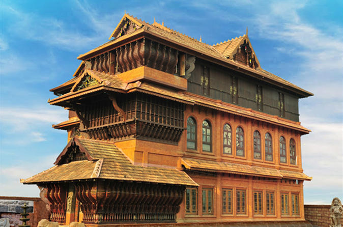 Kerala Folklore Museum Tour with Traditional Performance