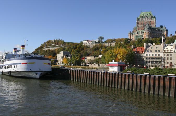 Cruzeiro Histórico de Descobridores da Cidade de Quebec