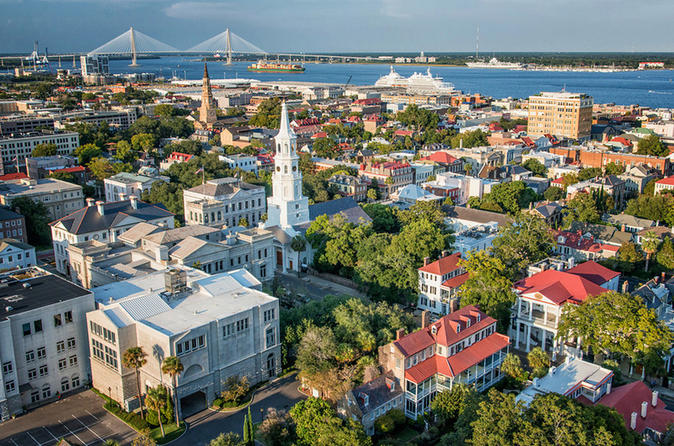 Small-Group Tour: Charleston Old Walled City Historical Walking Tour