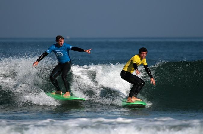 Basque Country Surfing Class From Saint Jean De Luz - Biarritz
