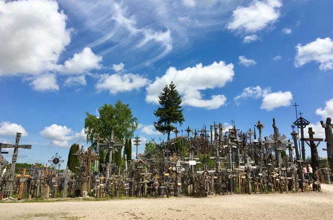 Hill Of Crosses And Siauliai Tour From Vilnius