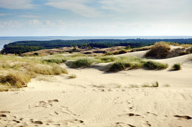 Private Tour: Curonian Spit National Park Day Trip from Vilnius