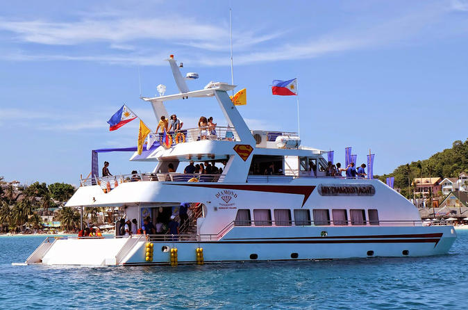3 hour boracay sunset party cruise in malay 330279