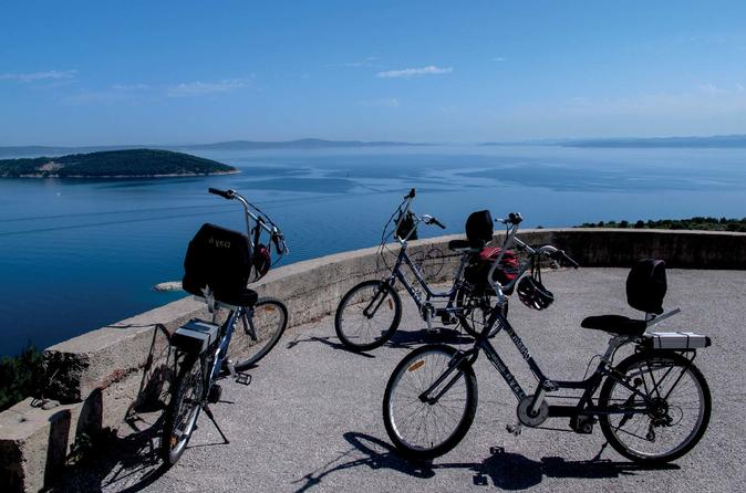 Split electric bicycle tour in split 327990