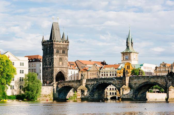 Viagem de um dia para Praga saindo de Viena