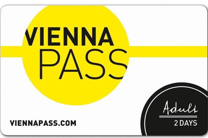 Vienna pass including vienna hop on hop off bus ticket in vienna 178025