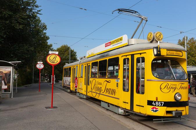 Vienna Ring Tram Sightseeing