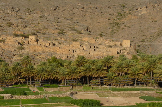Private Tour to Misfat Al Abreyeen and Jebel Shams