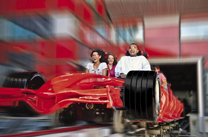 Day Trip To Ferrari World Abu Dhabi From Dubai With Transfers