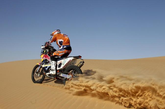 Dubai KTM Desert Dirt Bike Tour  United Arab Emirates, Middle East
