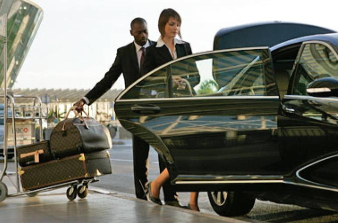 Rome Airport Transfer - Private Luxury Service with Driver