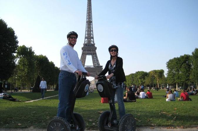 Paris city segway tour in paris 117902