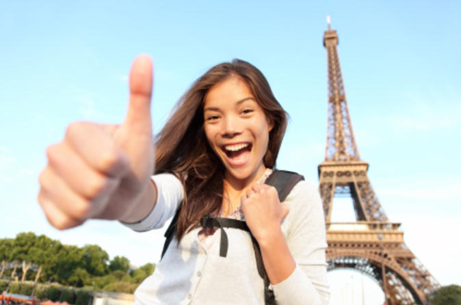 Skip the line eiffel tower tickets and small group tour in paris 50301