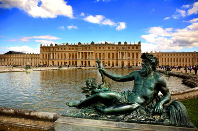 Skip the line versailles palace and gardens day trip from paris by in paris 107919
