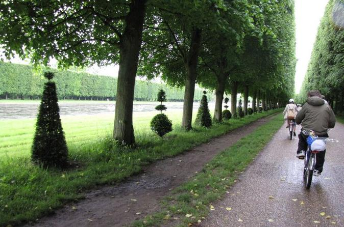 Versailles by bike day tour in paris 117920