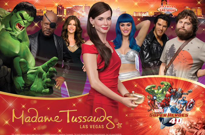Image result for madame tussauds las vegas
