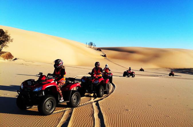 1 5 hour aboriginal culture sand board and quad bike tour in williamtown 337325
