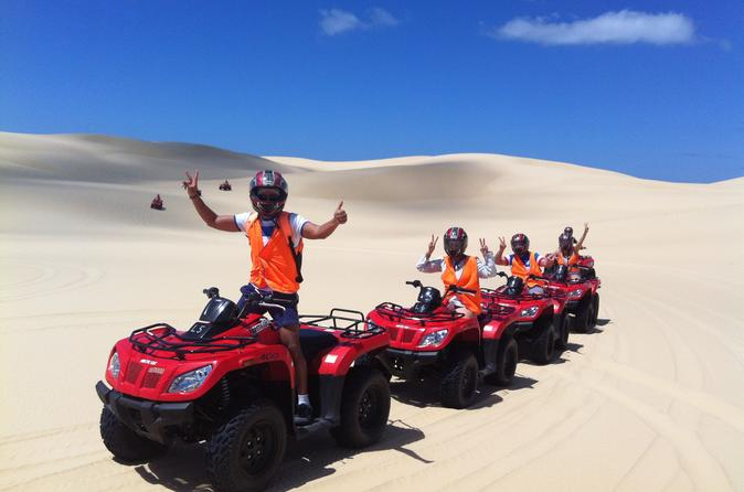 Worimi sand dunes quad bike tour in williamtown 329202