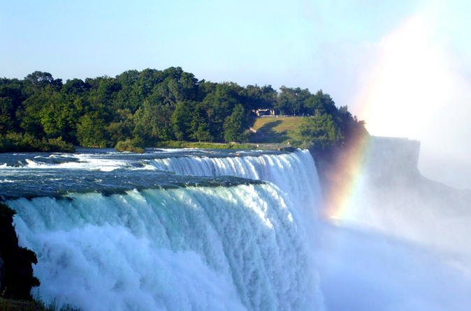 Niagara falls tour from toronto with optional boat ride and lunch in toronto 194278