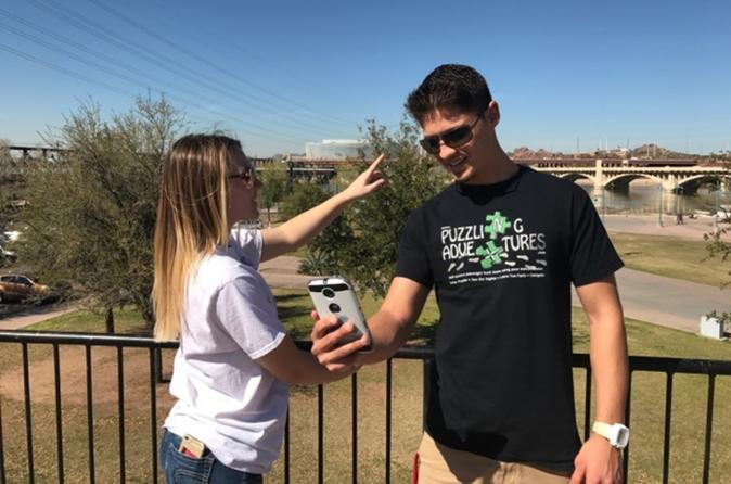 Oklahoma City Puzzling Adventure