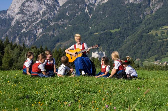Full Day Private Original Sound of Music Tour