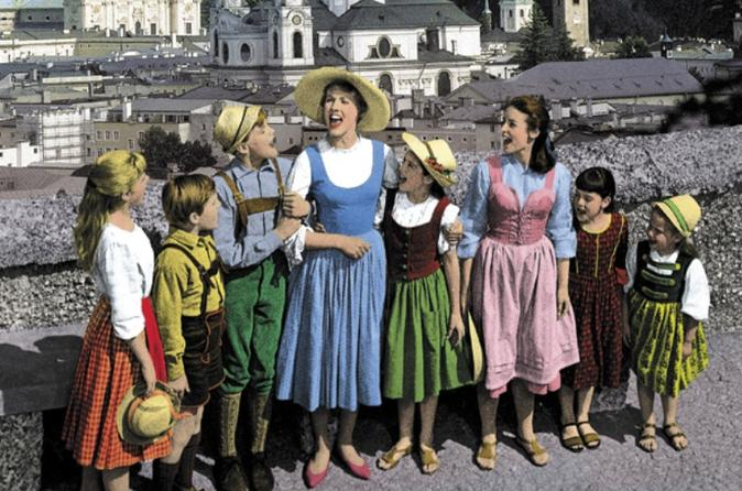 Private Custom Day Tour from Vienna: The Original Sound of Music Tour in Salzburg