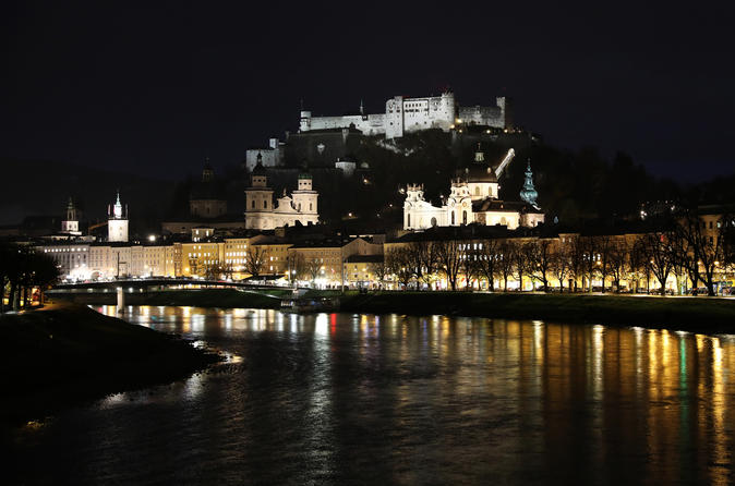 Silent Night in Salzburg Christmas Package