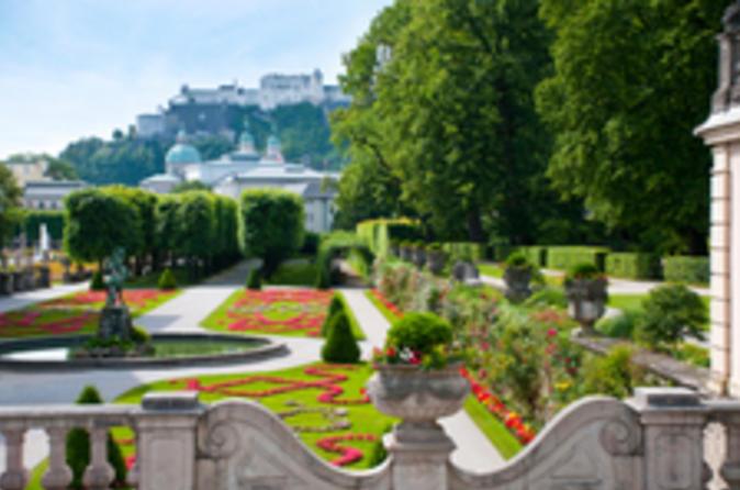 'The Original Sound of Music' Day Trip to Salzburg by Rail from Vienna