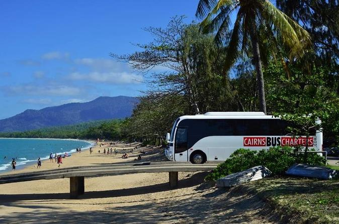 Private Departure Transfer 21 Seat Vehicle: Port Douglas To Cairns Airport