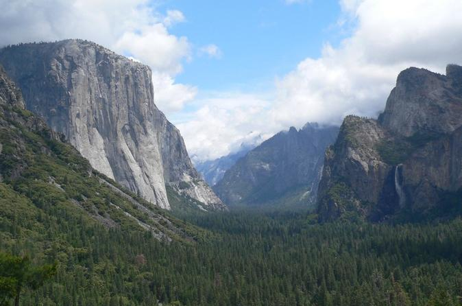 Yosemite in a Day Tour from San Francisco