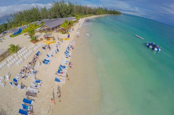 Bahamian Beach Club Day Pass with Transport
